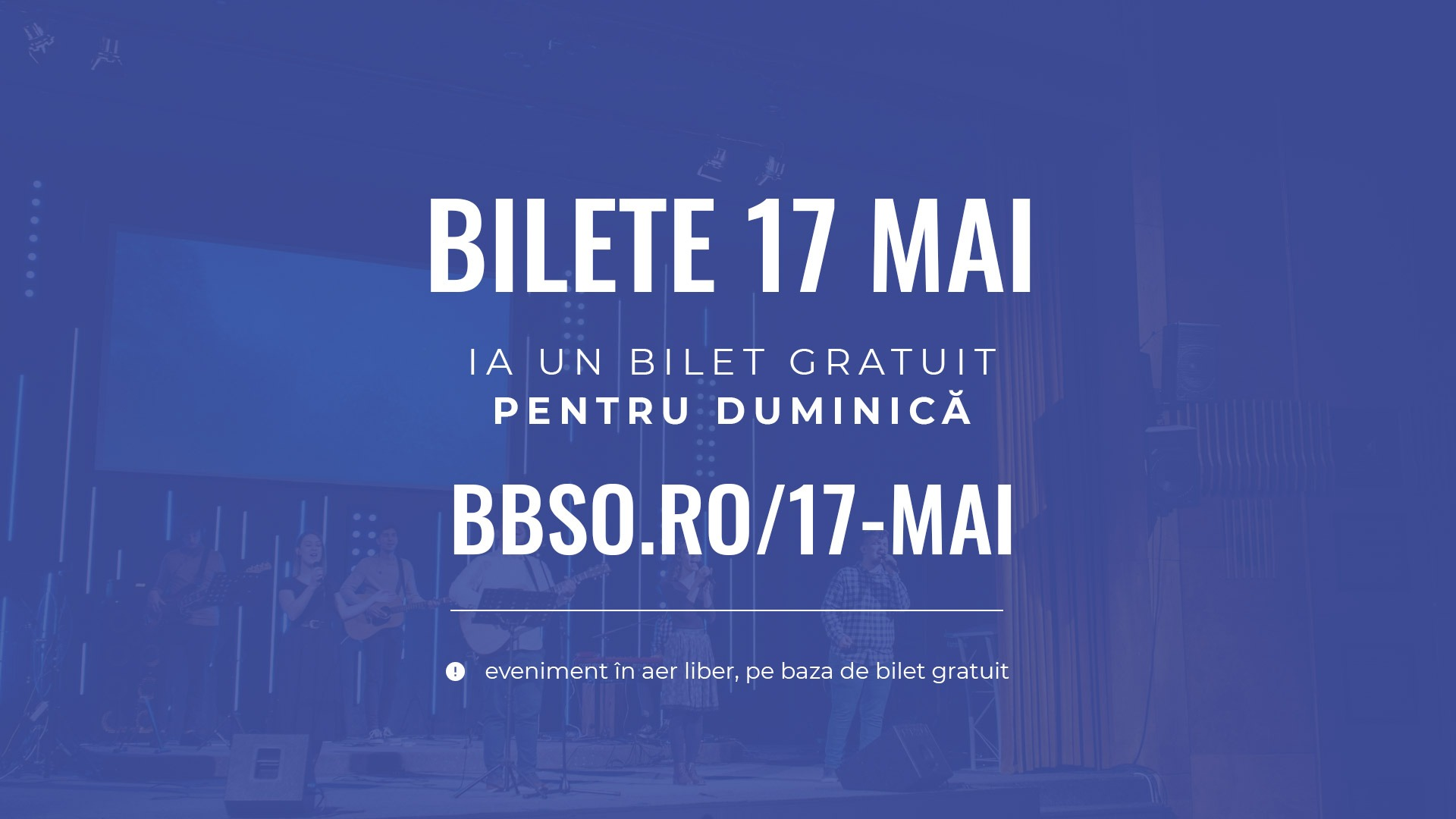 Bilete 17 Mai