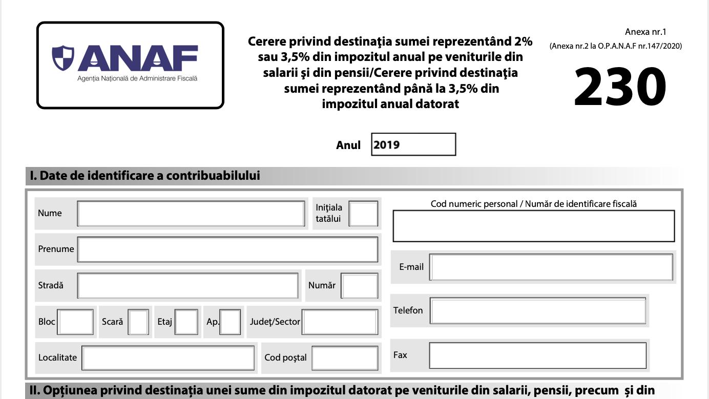 Formular 230