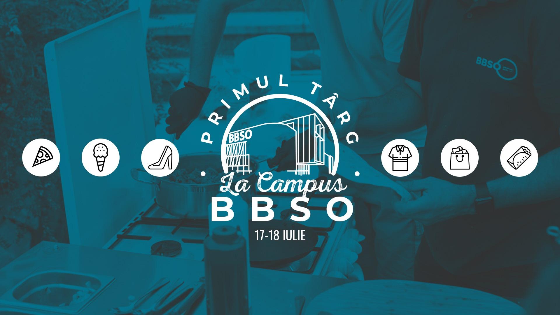 Primul târg la campusul BBSO 2020